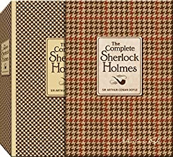 Booklist: Fictional London - Purchase Sherlock Holmes on Amazon