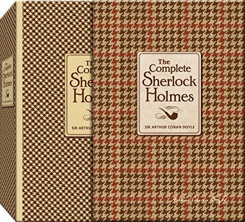 The Complete Sherlock Holmes (Knickerbocker Classics)