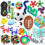 28 Pack Sensory Toys Set, Relieves Stress and...
