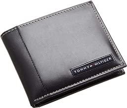 Tommy Hilfiger Cambridge Passcase Men'S Wallet - Black