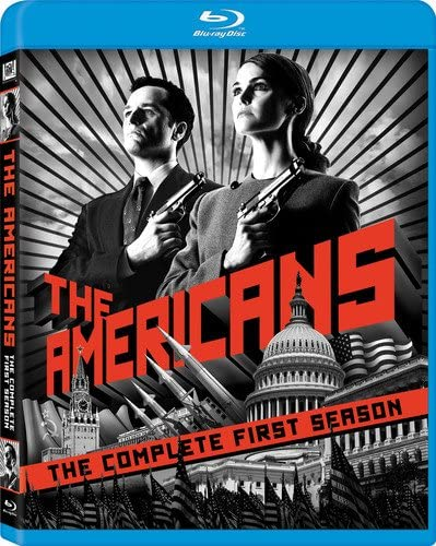 The Americans Season 1 Blu ray product image
