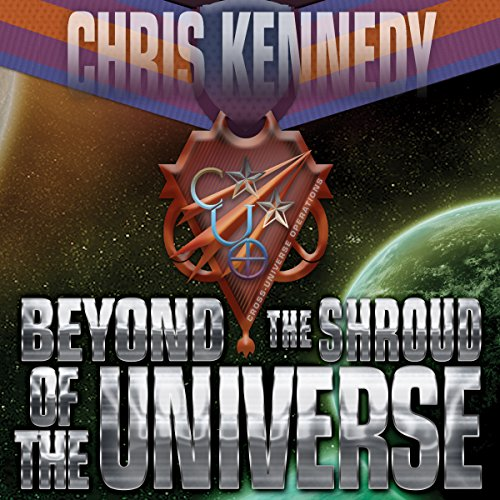 Beyond the Shroud of the Universe audiobook cover art