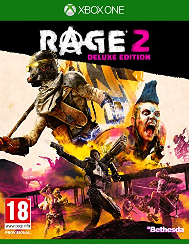 Rage 2 Deluxe Edition - X