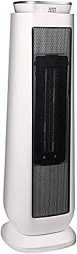 PELONIS PHTPU1501 Ceramic Tower 1500W Indoor Space Heater with Oscillation, Remote Control, Programmable Thermostat &...