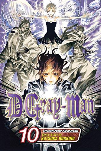 D Gray Man 10