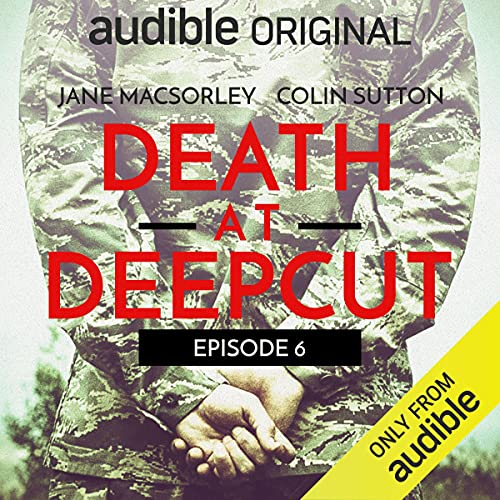 Ep 6: A Death Uncovered cover art