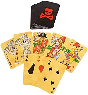 Lego Pirate Playing Cards Item 4527461 by LEGO