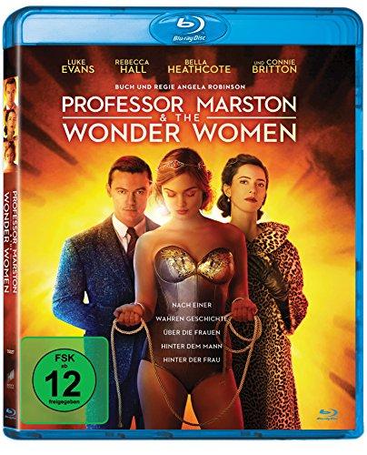 Professor Marston & the Wonder Women [Alemania] [Blu-ray]