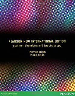Quantum Chemistry and Spectroscopy by Thomas Engel (2013-11-01)