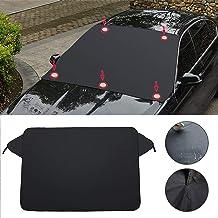 Following Parasol del coche Plegable Aislamiento del papel de aluminio Bloque solar Imán grande Parasol del coche Bloque de la visera del coche Coche Coche Vidrio hot sale