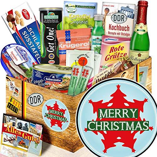 Weihnachtsbaum / Geschenkset Weihnachten / Spezialitäten Box DDR