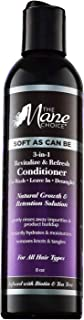 ingredients in mane and tail conditioner