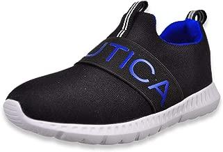 Nautica Boy's Kids Boys Fashion Sneaker Athletic Running Shoe Towhee 7