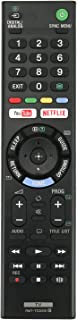 Allimity New RMT-TX300E RMTTX300E 1-493-314-11 TV Remote Control fit for Sony BRAVIA TV KDL32W660E KDL40W660E KDL49W660E KD43X7000E KD49X7000E KD55X7000E with Netflix YouTube