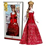 Mattel Year 2004 Barbie 25th Anniversary Pink Label Collector Edition Dolls of the World Series 12 Inch Doll - Princess of Imperial Russia with Elegant Gown, Boots, Crown, Doll Stand, Collector Card and Certificate of Authenticity by Barbie