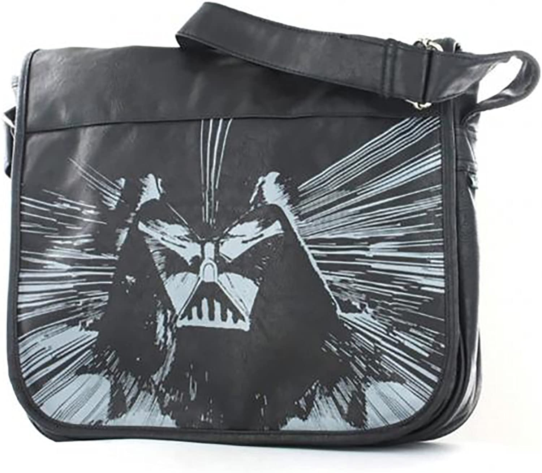 Official Licensed Star Wars  Messenger Bag (Darth Vader)