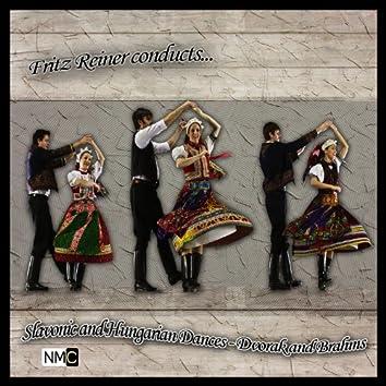 Dvorak & Brahms: Slavonic and Hungarian Dances