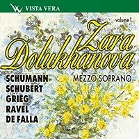 Zara Dolukhanova, mezzo soprano. Recital. Volume 1