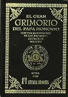 Gran Grimorio Papa Honorio,El -Terciopelo