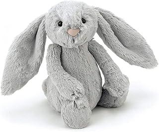 Jellycat Bashful Bunny Silver Medium