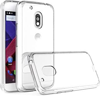 Tektide Case Compatible for Moto G4 Play/Moto G Play, [Invisible Armor] Xtreme Slim Clear Soft Lightweight TPU Rubber Case, Bumper, Back Cover Case for Moto G Play 4th Generation