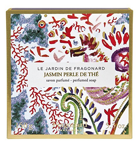 Fragonard Parfumeur Jasmin Perle de Thé Perfumed Soap - 150 g