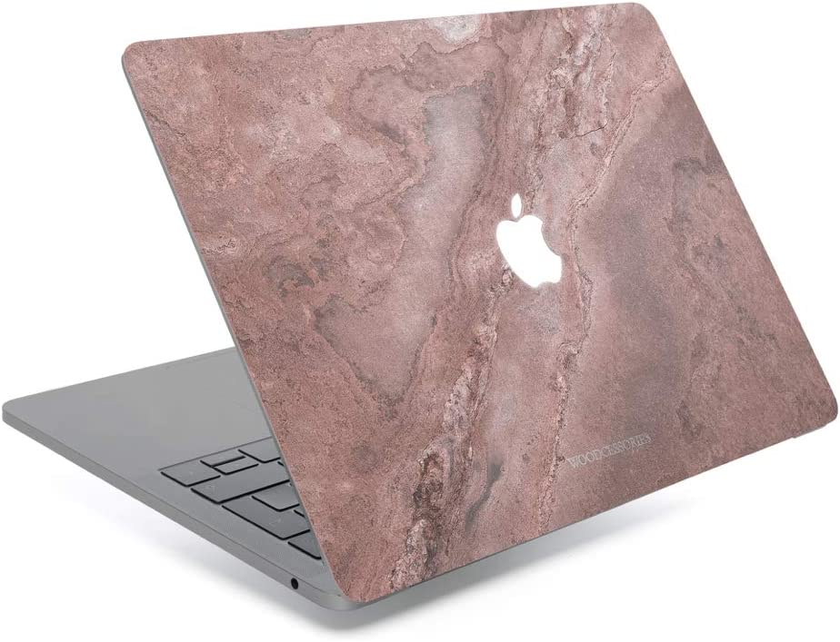 Woodcessories - Skin Compatible with Slate MacBook of Price reduction Real Safety and trust Made