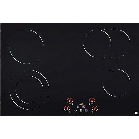 "Ramblewood 4 Burner 30"" Electric Cooktop, EC4-70, 7200W"