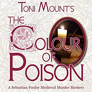 The Colour of Poison cover art