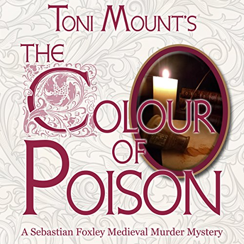 The Colour of Poison audiobook cover art