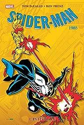 Amazing Spider-Man - L'intégrale 1985 (T38) de Ron Frenz