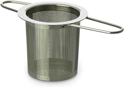 Schefs Premium Tea Infuser - Stainless Steel - Tea Filter - Perfect Strainer for Loose Leaf Tea