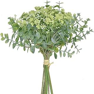 Best faux greenery bouquet Reviews