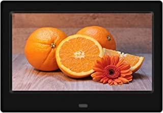 Digital Photo Album Digital Photo Frame, 7 inch 800 x 480 Resolution 16:9 Full IPS Display Picture/Music/Video Player, Sup...