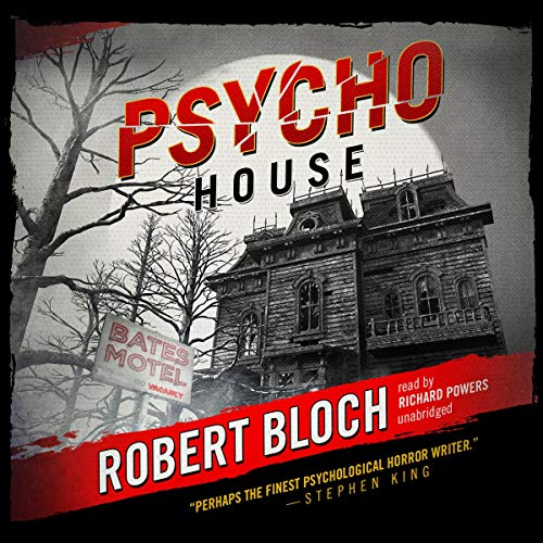 Psycho House cover art
