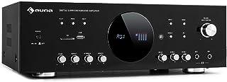 auna AMP-218 BT 5.1 Digital Surround - Karaoke, Amplificador, Potencia de Salida: 2 x 120 W + 3 x 50 W RMS, Amplificador, ...