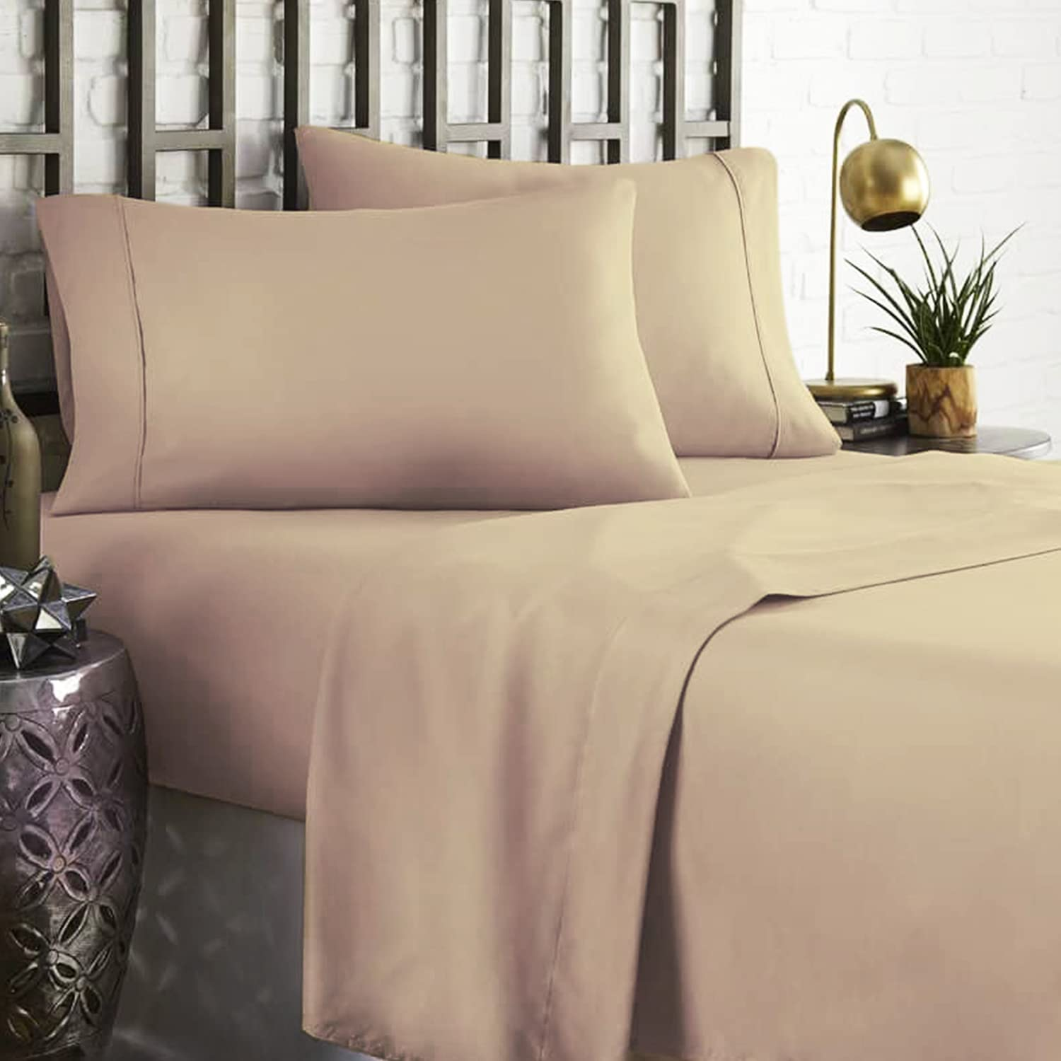 100% Egyptian Cotton 800 Thread Count Sheet Piece Sheets 4 King 70% OFF Quality inspection Outlet