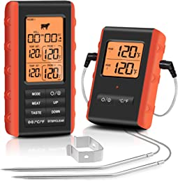Best wireless meat probes for smokers