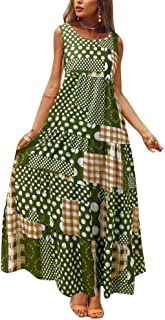 5f2b80872 Amazon.es: faldas largas - Verde