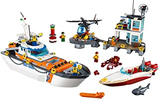 Best lego coast guard ship instructions Reviews