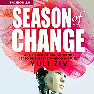 Fashion 2.0: Season of Change audiobook cover art