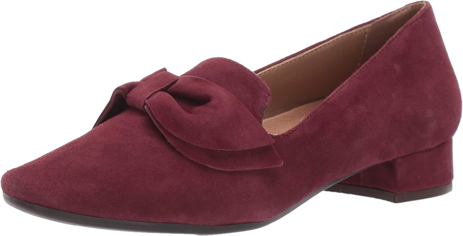 Aerosoles Womens Getaway Loafer Flat