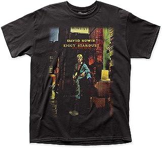DAVID BOWIE デヴィッド・ボウイ (Space Oddity発売50周年記念) - Ziggy Plays Guiter/Tシャツ/メンズ 【公式/オフィシャル】