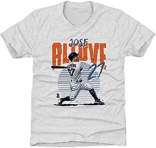 Jose Altuve Houston Baseball Kids Shirt - Jose Altuve Rise
