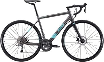 REID Unisex Adult XL Granite 2.0 All Road And Cyclocross Bike - Charcoal, 130 x 40 x 20