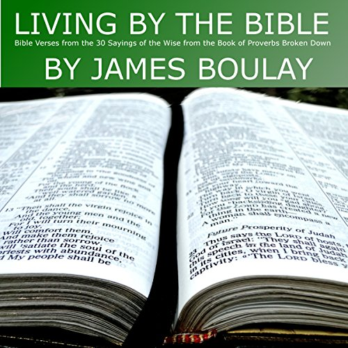 Living by the Bible audiobook cover art