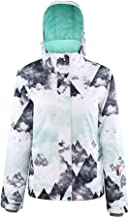 LUKEEXIN Dual Board Snowboarding Jacket Female Coat Warm Waterproof Outdoor Ski Clothing