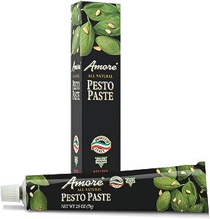 Amore Pesto Paste, 2.8 Ounce Tube