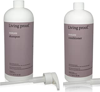 Living Proof Restore Shampoo and Conditional Combo 32 oz