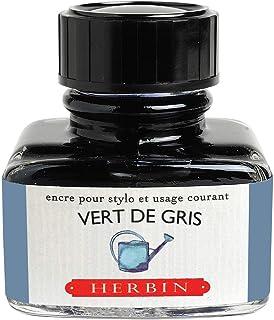 J.Herbin 13007T Ink Bottle (30 ml for Fountain Pen) Light Grey